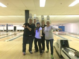Fitness Frenzy Bowls For Charity