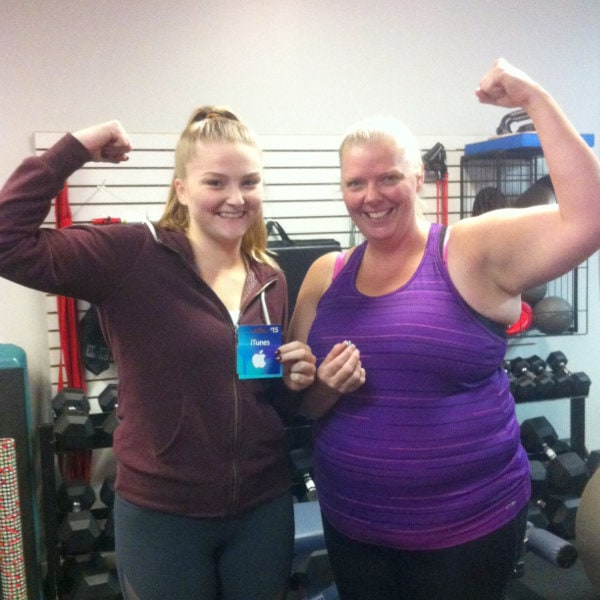 Fitness Frenzy Couples Training