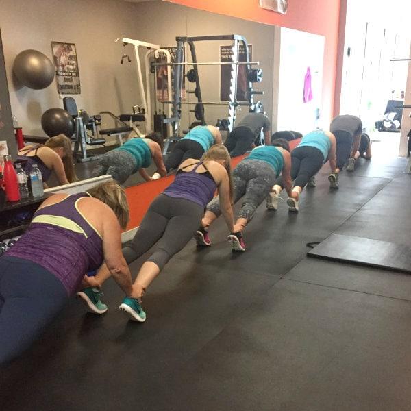 Fitness Frenzy Plank Challenge