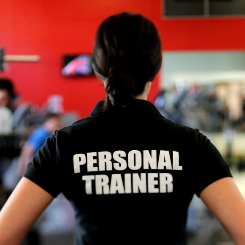personal trainer 800w